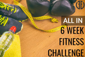 Kids Martial Arts  in Austin - Fit & Fearless - ALL IN- 6 Week Fitness Challenge