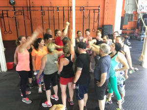 Group Fitness in Hackettstown - Strong Together Hackettstown - Monday 7/3/17