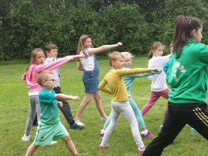 Kids Self Defence  in Balbriggan - Elite Taekwondo Academy - Family Fun Day at Ardgillan Castle