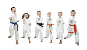 How Karate Helps In Increasing Self Confidence in Any Child