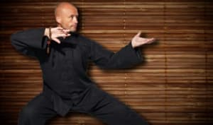 Stress Reduction in Martial Arts