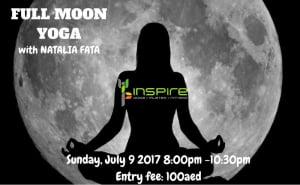 Yoga in Dubai - Inspire Yoga Pilates And Fitness