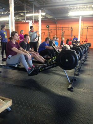 Group Fitness in Hackettstown - Strong Together Hackettstown - Wednesday 7/5/17