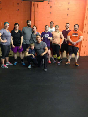 Group Fitness in Hackettstown - Strong Together Hackettstown - Saturday 7/8/17