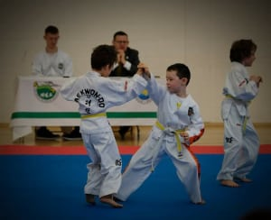 Kids Self Defence  in Balbriggan - Elite Taekwondo Academy - Safety on the Streets