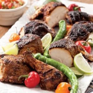 Personal Training in Concord - Individual Fitness - Butterflied Grilled Chicken with a Chile-Lime Rub