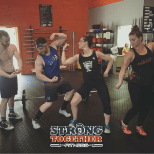 Group Fitness in Chester - Strong Together Chester  - How strong is strong enough?