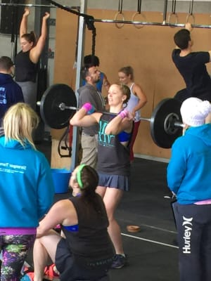 Personal Training in Canberra - Canberra Fitness Centre - June Client of the Month