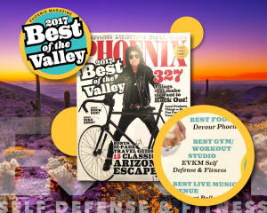 EVKM Voted Best Gym/Workout Studio in the Valley!