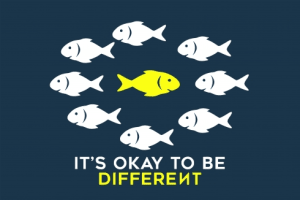 It's OK To Be Different