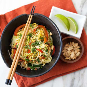 Personal Training in Concord - Individual Fitness - Summer Squash Pad Thai