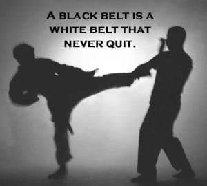 Types of Fulfillment from Martial Arts???