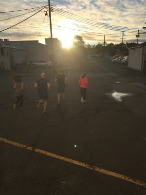 Group Fitness in Chester - Strong Together Chester  - 8/1 WOD