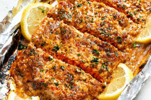 Personal Training  in Los Gatos - Mint Condition Fitness - Recipe of the Week: Honey Garlic Salmon in Foil