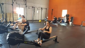 "Group Fitness in Chester - Strong Together Chester  - 8/2 WOD ""Rich"""