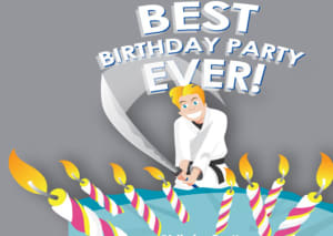 in Jupiter - Harmony Martial Arts Center - Give your Child a Harmony Birthday Party Bash