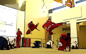 "in Stockton  - Discovery Martial Arts - PUTTING THE ""ARTS"" IN MARTIAL ARTS"