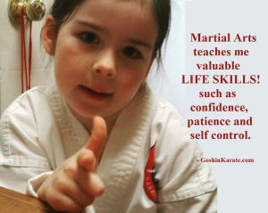 Kids Karate in Scottsdale - Goshin Karate & Judo Academy - Martial Arts in Scottsdale Arizona - Karate & Judo