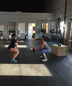 Group Fitness in Chester - Strong Together Chester  - 8/8 WOD