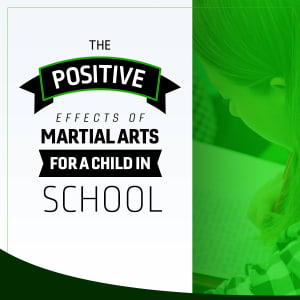 Kids Martial Arts in Canton - Canton Karate - The Positive Effects of Martial Arts for a Child in School