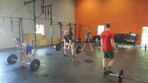 Group Fitness in Chester - Strong Together Chester  - 8/10 WOD