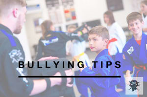 Kids Martial Arts in Canton - Canton Karate - Bullying Tips