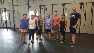 Group Fitness in Chester - Strong Together Chester  - 8/16 WOD