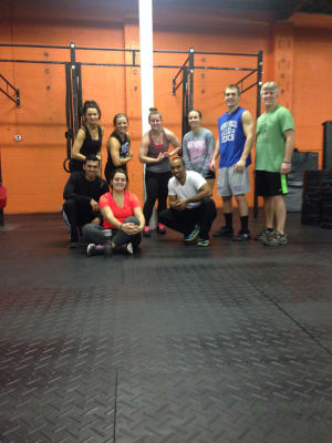 Group Fitness in Hackettstown - Strong Together Hackettstown - Thursday 8/17/17