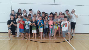 Kids Self Defence  in Balbriggan - Elite Taekwondo Academy -  SUMMER CAMP FUN
