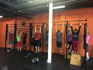 Group Fitness in Hackettstown - Strong Together Hackettstown - Monday 8/21/17