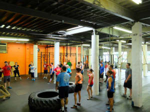 Group Fitness in Hackettstown - Strong Together Hackettstown - Wednesday 8/23/17