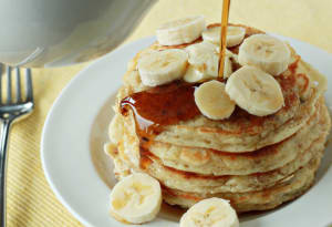 Personal Training in Concord - Individual Fitness - Banana Pancakes Smoothie
