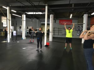 Group Fitness in Hackettstown - Strong Together Hackettstown - Saturday 8/26/17