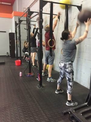 Group Fitness in Chester - Strong Together Chester  - 8/31 WOD