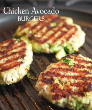 Personal Training in Canberra - Canberra Fitness Centre - Chicken Avocado Burger