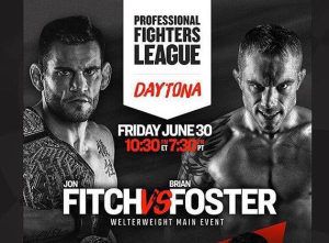 Kids Mixed Martial Arts in Englewood - Factory X Muay Thai - Brian Foster is back in the WSOF cage 6/30 live from Daytona!