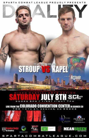 Kids Mixed Martial Arts in Englewood - Factory X Muay Thai - Adam STROOOOOOOOUP's return to the SCL cage is 7/8!