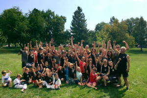 Kids Martial Arts in Boulder - Tran's Martial Arts And Fitness Center - Tran's 20th Annual Summer Picnic was a Big Success!