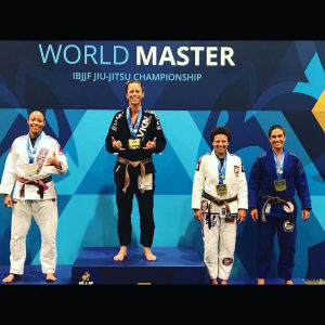 Kids Mixed Martial Arts in Englewood - Factory X Muay Thai - HUGE congratulations going out to coach Beth for winning MASTERS WORLDS at the IBJJF Jiu-Jitsu tournament yesterday!