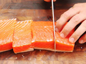 Personal Training in Concord - Individual Fitness - Health Benefits of Salmon