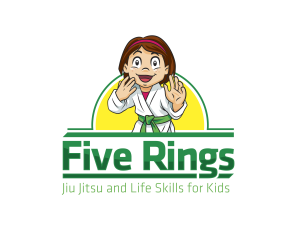Kids Martial Arts in Portland and Beaverton - Five Rings Jiu Jitsu - Five Rings Youth Life Skills Curriculum Teaching Grit and the Growth Mindset