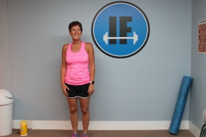 Personal Training in Concord - Individual Fitness - Client of the Month September 2017 - Terri Peck