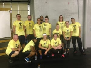 Group Fitness in Hackettstown - Strong Together Hackettstown - Thursday 9/7/17