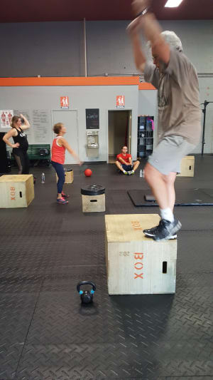 Group Fitness in Chester - Strong Together Chester  - 9/8 WOD