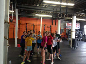 Group Fitness in Hackettstown - Strong Together Hackettstown - Tuesday 9/12/17