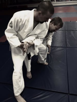 Open House and Introduction to Jiu-Jitsu