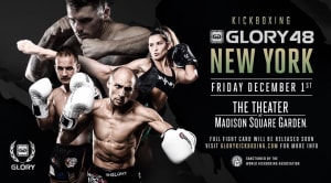 Kids Mixed Martial Arts in Englewood - Factory X Muay Thai - Chris Camozzi's official GLORY Kickboxing debut is set for Friday, December 1st at The Garden NYC! Stay tuned for opponent details! #NYC #GloryKickboxing #Glory48 #FactoryX #Xonthechest