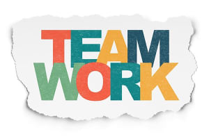 Kids Martial Arts in San Antonio - Ohana Academy - Powerful Word of the Week Sep 17 - 23: Teamwork
