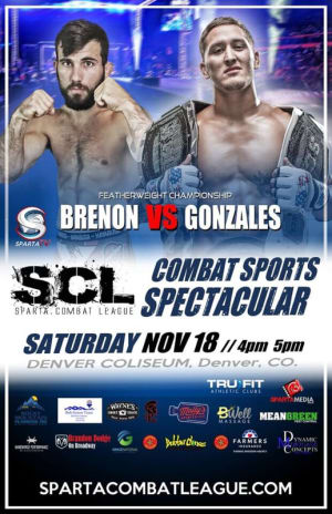 "Kids Mixed Martial Arts in Englewood - Factory X Muay Thai - IT'S OFFICIAL!!! Saturday November 18th, Justin ""J-Train"" Gonzales VS Derek ""Switch"" Brenon for the Undisputed Featherweight Championship! These two are a combined 30-0 in their MMA career!  #TEAMBRENON"