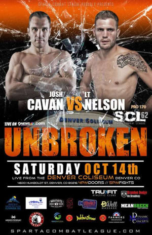 Kids Mixed Martial Arts in Englewood - Factory X Muay Thai - Josh Cavan is fight poster official! Don't miss his SCL return Saturday, October 14th at the Denver Coliseum!